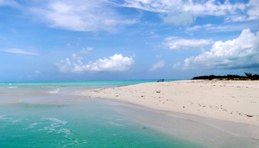 Fort George Cay